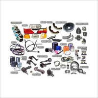 Automotive Two Wheeler Parts