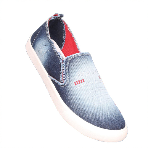 Mens Denim Loafer