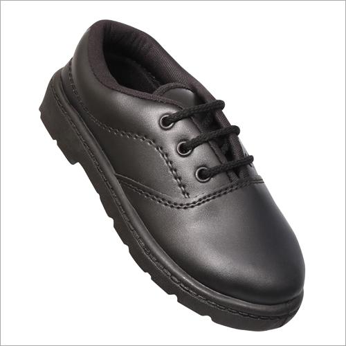 School Kids Black Shoes