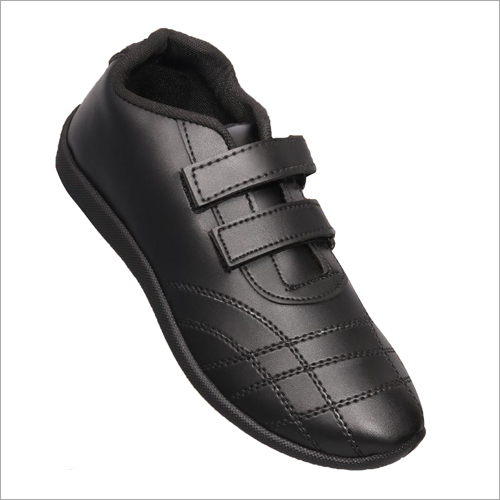 School Black Sports Shoes