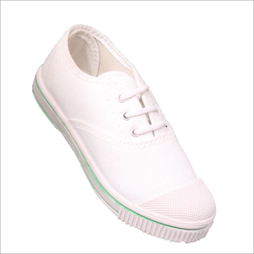 School White PT Shoes