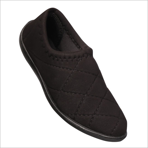 Black Slip On Shoes