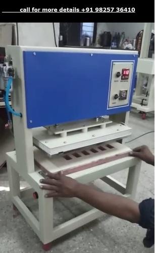 BLISTER PACKING MACHINE