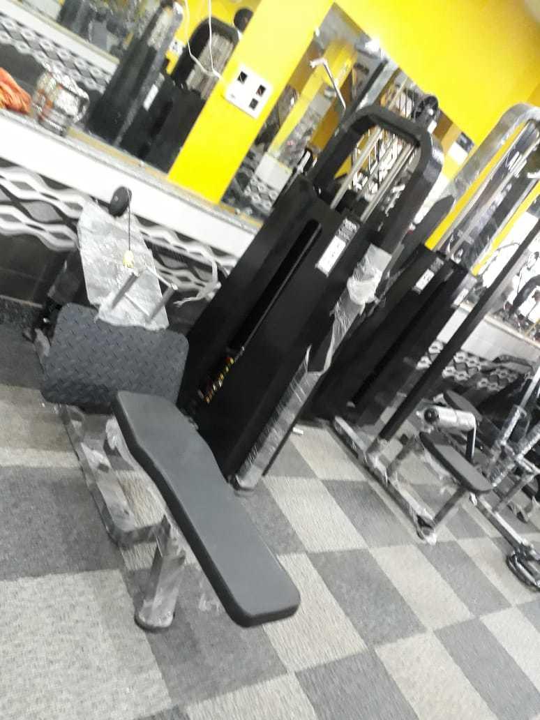 Seated Rowing Machine