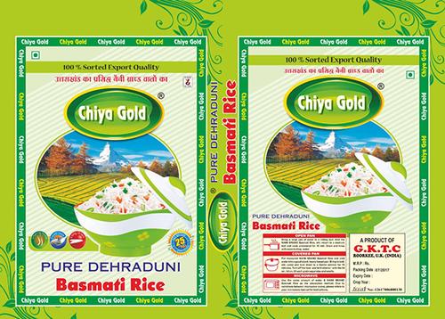 Chiya Gold Pure Dehraduni Basmati Rice