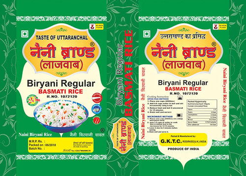 Naini Biryani Regular Basmati Rice