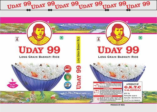 Uday 99 Long Grain Basmati Rice