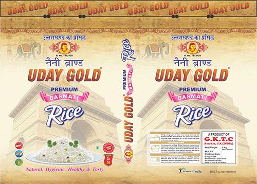 Uday Gold Premium Basmati Rice