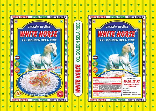White Horse XXL Golden Sella Rice