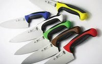25 Cm Blade Atlantic Chef Knife Color Coded Knife