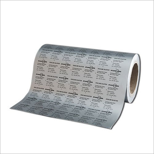 Pharmaceutical Aluminium Blister Foil Roll