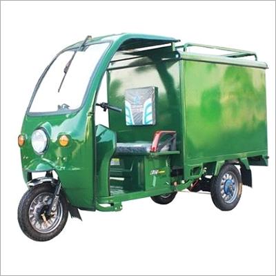E Rickshaw  - Cargo Box