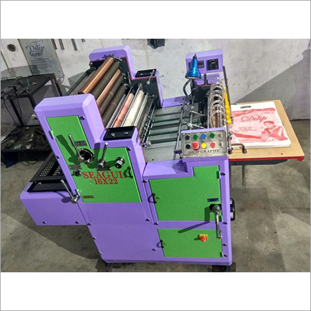 Single Color Fed Offset Machine