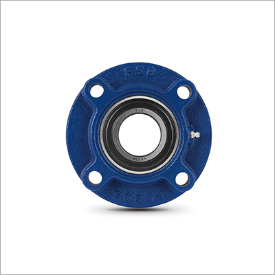 Round Flanged Housing Unit