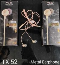 Tx-52 Metal Earphone