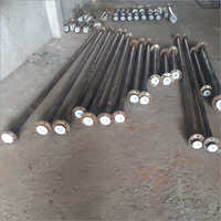 CS PTFE Lined Pipes