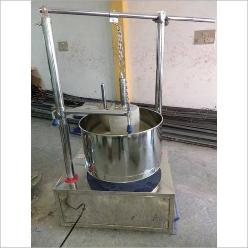 Semi Automatic Lifting Type Wet Grinder