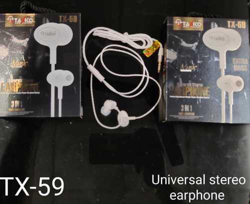 Tx-59 Universal Stereo Earphones