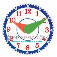 Fibre Dummy Clock