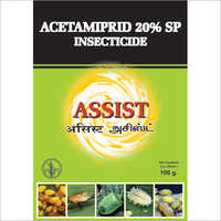 100 Gm Acetamiprid 20 Percent SP Insecticide