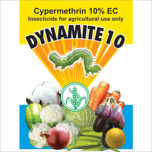 Cypermethrin 10 Percent EC Insecticide