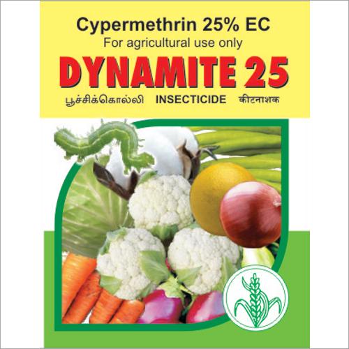 Cypermethrin 25 Percent EC Insecticide