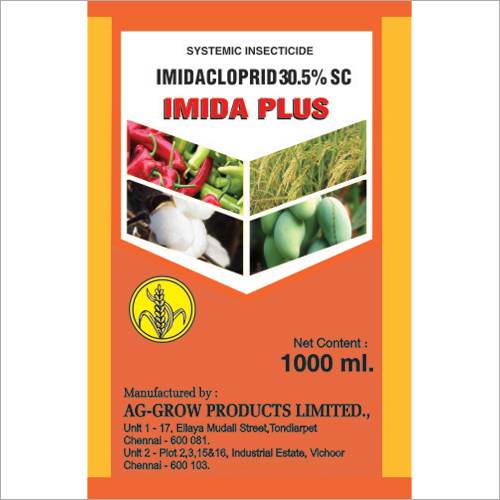 1000 ML Imidacloprid 30.5 Percent SC Insecticide
