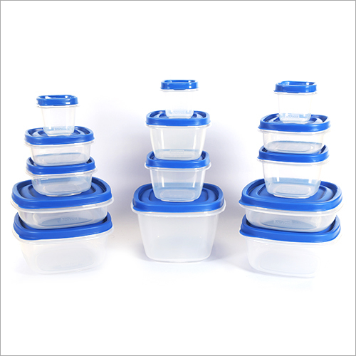 14 Pcs Plastic Storage Container Set
