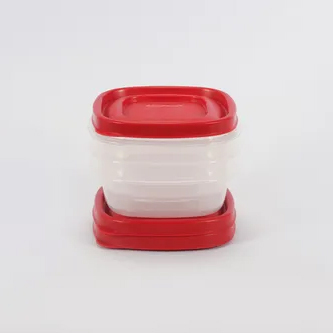 300 ml Plastic Food Storage Container Set