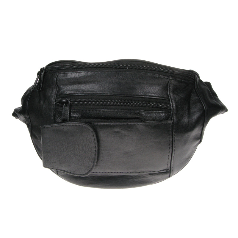 genuine leather belt pouch