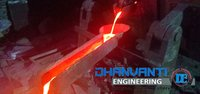 Industrial Titling Furnace