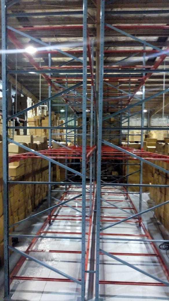 Industrial Heavy duty racks