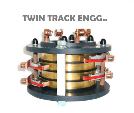 Power slip ring