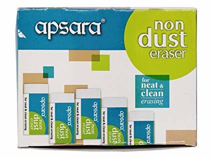 Apsara Non Dust Eraser