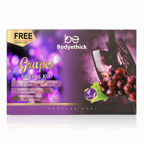 Bodyethick Grapes faical kit