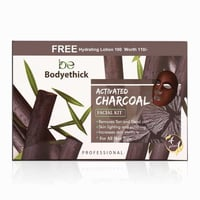 Bodyethick faical kit Charcoal