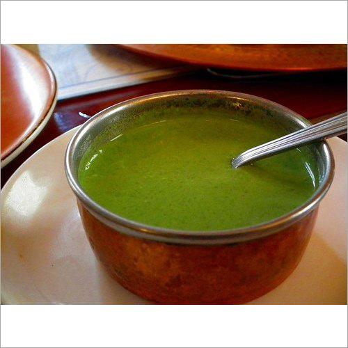 Handmade Green Chilli Sauce