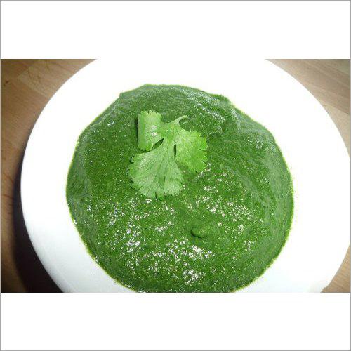 Coriander Green Chutney