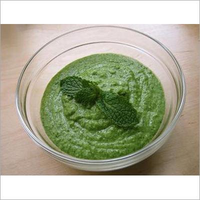 Green Mint Sauce