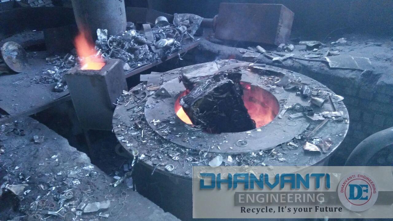 Non Ferrous Melting Furnace