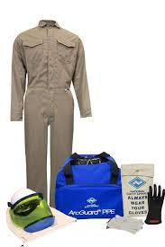 8 Cal Arc Flash Suit