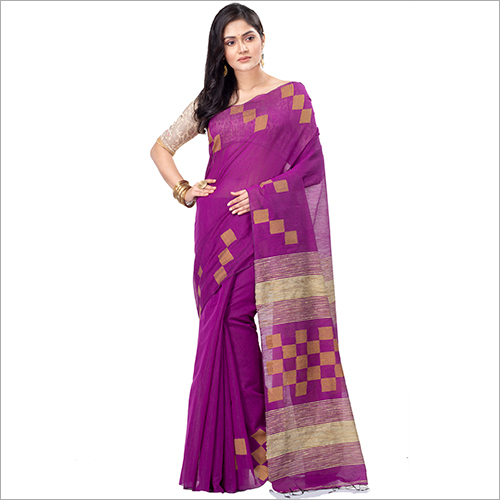 Ladies Blended Silk Saree