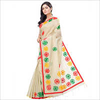 Ladies Fancy Cotton Saree