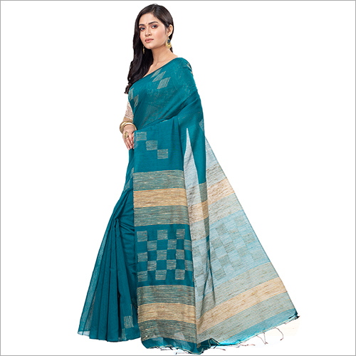 Ladies Pure Cotton Saree