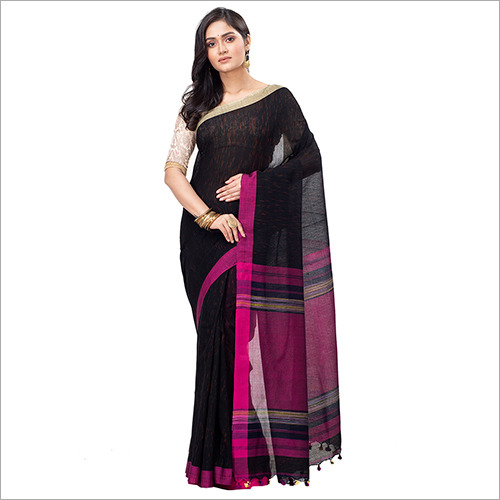 Ladies Fancy Soft Cotton Saree