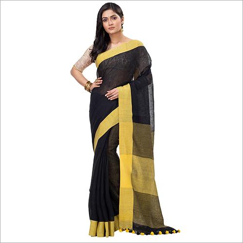 Ladies Soft Cotton Saree