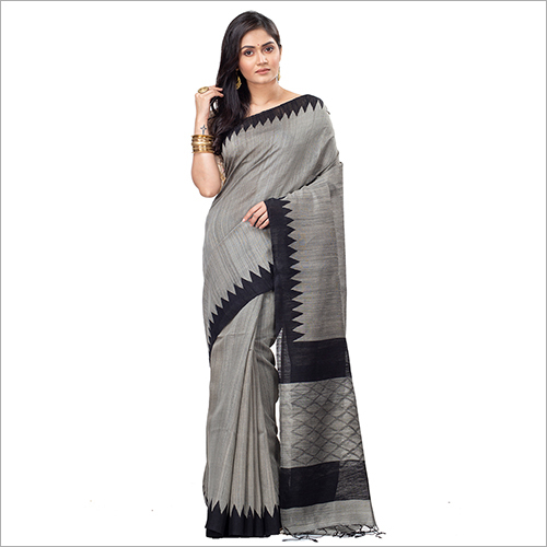Ladies Casual Silk Saree