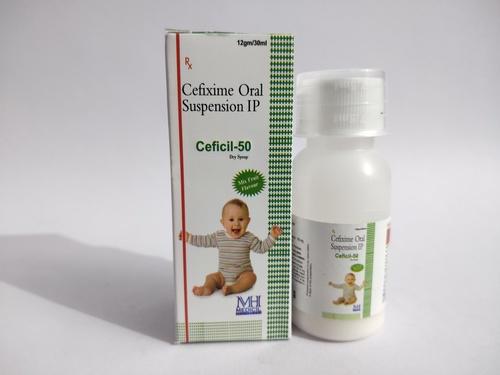Cefixime 50 Dry syp CEFICIL-50