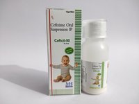 Cefixime 50 Dry syp (CEFICIL-50)