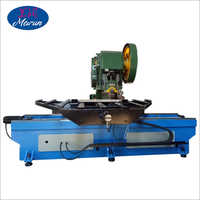 Full Automatic Metal Sheet Perforating Machine